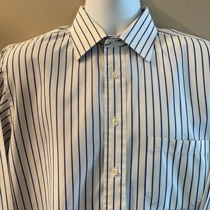 BURBERRY Button Down Shirt. Size Neck 16, sleeve 34